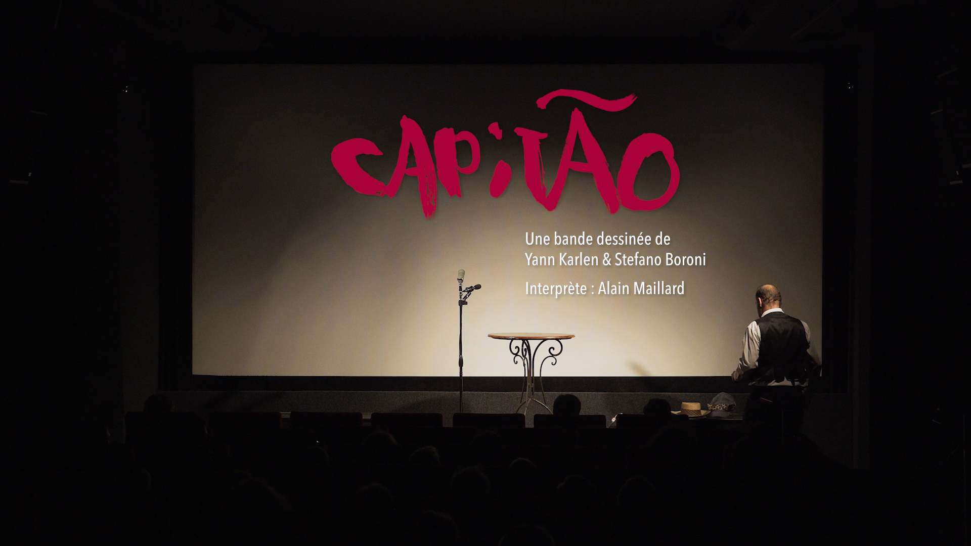 Captiao titre intro